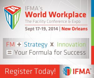 IFMA's World Workplace 2014